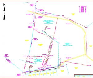 boundary survey sample